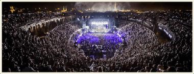 Concert Festival de Nîmes